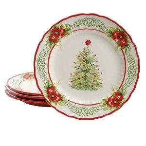 The Pioneer Woman Garland 8.8-Inch Salad Plates